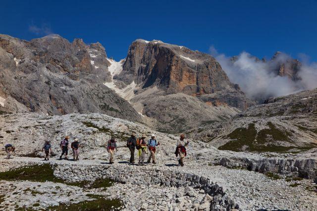 Faszinierende Südalpen: die Pala-Gruppe / Naturbegegnung Wanderreisen