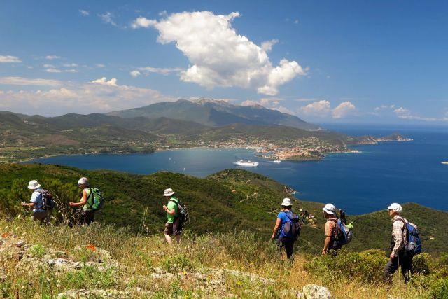 Insel Elba  - Naturbegegnung Wanderreisen
