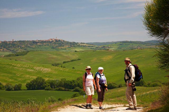 Südliche Toskana - Naturbegegnung Wanderreisen
